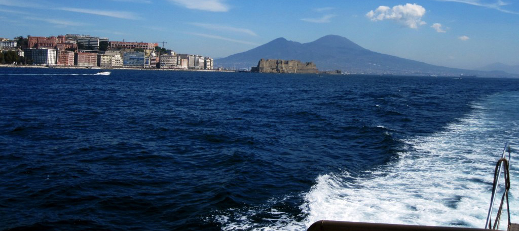 Golgo di Napoli